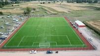 BELEDİYE BAŞKANLIĞI - Termal Spor Kompleksine Çevre Düzenlemesi Desteği