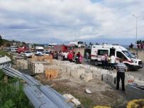 İhmalle gelen feci kaza: 2 ölü 13 yaeralı