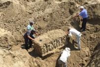 ARAŞTIRMA MERKEZİ - Tripolis'teki 12 Odalı Mozaikli Villanın 4 Odası Daha Gün Yüzüne Çıkarılacak