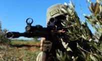 Zeytin Dalı Harekatı - TSK Açıklaması Son Bir Haftada 43 Terörist Etkisiz Hale Getirildi