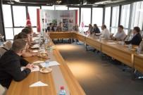 CENGIZ YıLMAZ - Türk-Alman Üniversitesi'nden AGÜ'ye Ziyaret