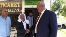 ÇİPLİ KİMLİK - Ukrayna'nın Ankara Büyükelçisi Sybiha Mardin'de
