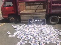 KAÇAKÇILIK - Van'da 6 Bin Paket Kaçak Sigara Ele Geçirildi