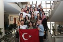 YABANCI ÖĞRENCİLER - Yabancı Öğrenciler Sivas'a Hayran Kaldı