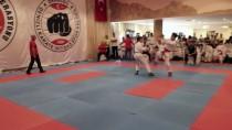 KARAHAYıT - 5. Uluslararası Dekai-Do Karate Turnuvası Denizli'de Başladı