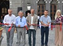 SERGİ AÇILIŞI - 'Acılarımın Abidesi' Sergisi Açıldı