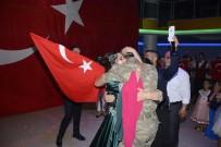 KıNA GECESI - Askerden Ablasına Kına Gecesi Sürprizi