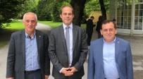 SONER ŞENEL - Avusturya Ve Türk İş Dünyası Arasındaki İşbirliği Olanakları Görüşüldü
