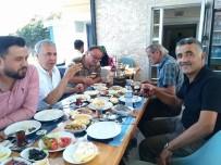Başkan Tekin 24 Temmuz Gazeteciler Günü Etkinliğine Katıldı