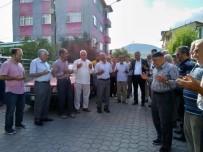 MUSTAFA KıLıÇ - Bayırköy'de Kutsal Topraklara Gidecek Olan Hacı Adayları Uğurlandı