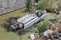 DİREKSİYON - Beyşehir'de İki Ayrı Trafik Kazası Açıklaması 4 Yaralı