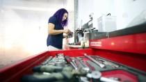 BILKENT ÜNIVERSITESI - 'Bilkentli Gözde' Sanayi Sitesinin 'En Renkli' Ustası Oldu