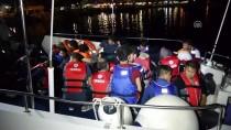AFGANISTAN - Çanakkale'de 91 Yabancı Uyruklu Yakalandı