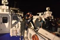 SOMALI - Çeşme'de 41 Göçmen Yakalandı