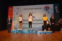 SATRANÇ ŞAMPİYONASI - Ceylanpınar Belediyesi Başarıya Doymuyor