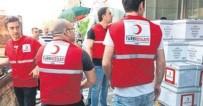 Çıldır Kızılay'dan 800 Aileye Koli Yardımı