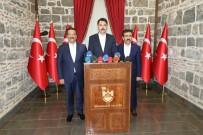 DİYARBAKIR VALİSİ - Diyarbakır'a 2 'Millet Bahçesi' Müjdesi