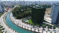 ESENGÜL - Dört Bir Yanı Sarmaşıklarla Kaplı Türkiye'nin Tek Yeşil Apartmanı Adana'da