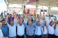 RECEP KARA - Düzce Yağlı Güreşleri Başpehlivanı Recep Kara Oldu