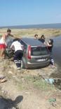 DİREKSİYON - Edirne'de Trafik Kazası Açıklaması 1 Ölü, 3 Yaralı