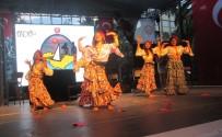 DANS GÖSTERİSİ - Erdek'de 'Aşk Festivali' Devam Ediyor