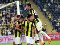 SALİH UÇAN - Fenerbahçe İlk Yarıda 3 Gol Buldu