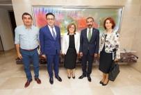 GASTRONOMİ FESTİVALİ - Gaziantep'e Günübirlik Yabancı Turistler Gelecek