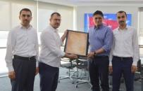 OSMANLıCA - Hayrat İnsani Yardım Derneği'nden Başkan Acar'a Ziyaret