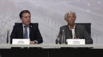GAYRISAFI - IMF Başkanı Lagarde'dan G20 Bakanlarına Uyarı