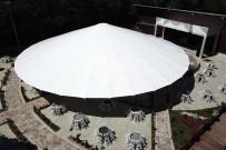 SİNEMA SALONU - İşte Türkiye'nin En Büyük Şemsiyesi