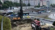 DOĞALGAZ - Kadıköy'de doğalgaz borusu patladı