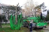 GÖZTEPE - O-3 Otoyolu Bağcılar Kavşağı'nda Trafik Rahatlıyor