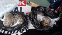 SUÇLA MÜCADELE - Otobanda Nefes Kesen Uyuşturucu Operasyonu