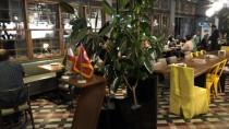 KÜNEFE - (Özel) İran'da Türk Restoranına Büyük İlgi