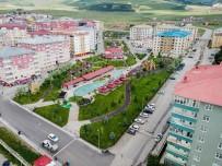 ŞEHİT UZMAN ÇAVUŞ - Palandöken Belediyesi 10 Yılda 85'Nci Parkı Açtı