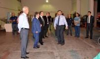 YURT DıŞı - Sağlık Bakanlığı Müsteşar Yardımcısı Prof. Dr. Ünal Kayseri'yi Ziyaret Etti