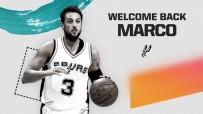 PHILADELPHIA - San Antonio Spurs, Eski Oyuncusu Marco Belinelli İle Anlaştı
