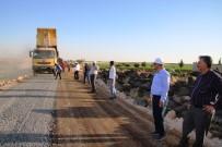 VİRANŞEHİR - Şanlıurfa'da Kırsal Yollar Karayolları Standarlarına Getiriliyor