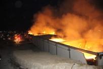 BELEDİYE BAŞKANI - Şanlıurfa OSB'deki Bir İplik Fabrikasında Yangın Çıktı