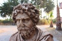 EDEBIYAT - Soli Pompeipolis'de 1700 Yıllık Portre Büst Bulundu