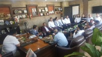 CENGIZ ŞAHIN - Tatvan TSO İle Gerede TSO 'Kardeş Oda Protokolü' İmzalandı