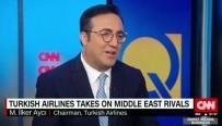 İLKER AYCI - THY Yönetim Kurulu Başkanı İlker Aycı, CNN Internatıonal'a Konuk Oldu