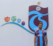 ALI YıLMAZ - Trabzonspor, İranlı Milli Futbolcu Vahid Amiri İle Sözleşme İmzaladı