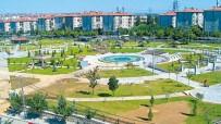 YEŞILPıNAR - Yeşilpınar Bölge Parkı Yenileniyor