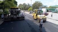 HÜSEYIN SÖZLÜ - Adana'nın Yolları Gece Gündüz Asfaltlanıyor