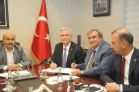 ADANA TICARET ODASı - Adana'ya Girişimcilik Merkezi Ve Kimya Vadisi Kuruluyor
