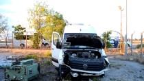 Aksaray'da Trafik Kazası Açıklaması 16 Yaralı