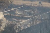 YAŞLI KADIN - Antalya'daki Yangın Kontrol Altına Alınıyor