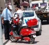 KURAL İHLALİ - Aydın Polisi Motosiklet Denetimlerini Sıklaştırdı