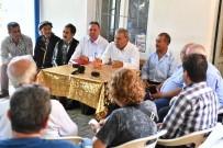 KıZıLCA - Başkan Kocaoğlu 597 Köyü Dinleyecek